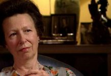 Princess Anne won the contest Image BBC