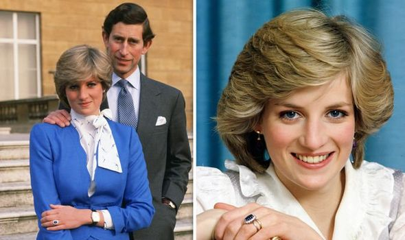 Princess Diana Princess Diana and Prince Charles announcing their engagement in the s Image Tim Graham Photo Library via Getty Images