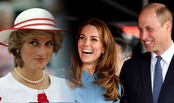 Princess Diana tribute How are the Duke and Duchess of Cambridge planning to follow Dianas lead Image GETTY