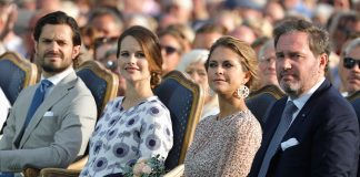 Princess Madeleine and Prince Carl Philip of Sweden speak out after children lose their titles Photo C GETTY IMAGES