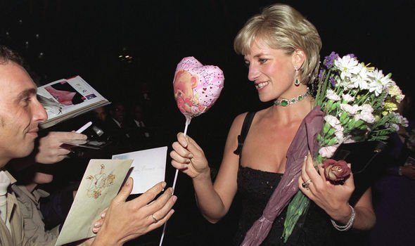 Queen heartbreak Princess Diana had a cult following Image GETTY