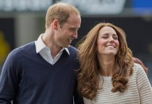 Royal fans thrilled after unbelievably synchronised video of Duke and Duchess of Cambridge surfaces Photo C GETTY IMAGES