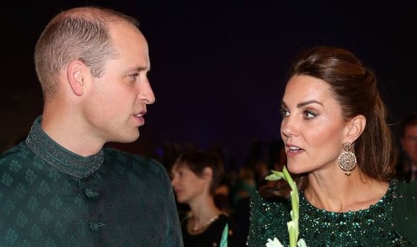 Royal tour Kate and William set for heart aching visit during Pakistan stay today Image GETTY