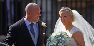 Royal wedding Zara Phillips married Mike Tindall in Image Jeff J Mitchell Getty Images