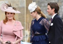 Sarah Duchess of York confirms where Princess Beatrice will marry Photo C GETTY