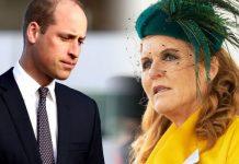 Sarah Ferguson heartbreak Prince William left Fergie hurt Image GETTY