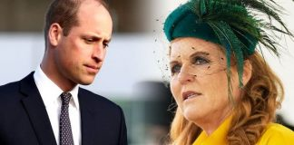 Sarah Ferguson heartbreak Prince William left Fergie hurt Image GETTY