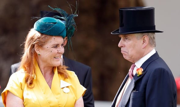 Sarah Ferguson news The couple divorced in but have remained friends Image GETTY