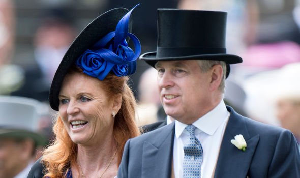 Sarah Ferguson news They live together in Royal Lodge in Windsor Image GETTY
