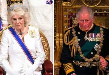 The Duchess of Cornwall and Prince of Wales Image Getty
