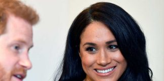 The Duchess of Sussex gave birth to Archie in May Photo C GETTY IMAGES
