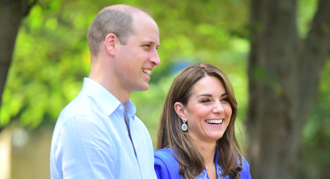 The Duke and Duchess continue their tour of Pakistan Photo C GETTY IMAGES
