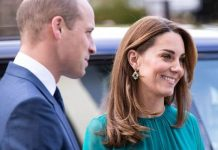 The Duke and Duchess of Cambridge kick off their four day tour of Pakistan on Monday Image GETTY