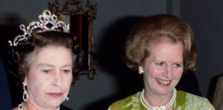 The Queen did not get on with Mrs Thatcher when she was in power