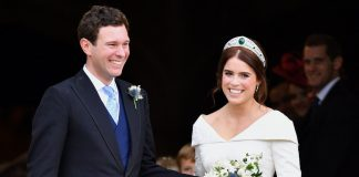 The detail you missed about Princess Eugenie's new wedding pics and it includes Kate Middleton Photo C GETTY IMAGES