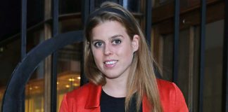 The tiara Princess Beatrice is most likely to wear on her wedding day Photo C GETTY
