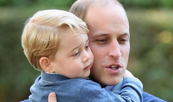 William and George Image GETTY