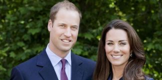 William and Kate Image GETTY