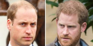 William explained frustrations of living with Prince Harry in