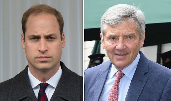 William reportedly asked Michael Middleton to keep a critical promise Image GETTY