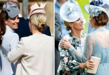 Zara Tindall and Kate Middleton The adorable pictures that show amazing bond Image GETTY