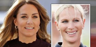 Zara Tindall and Kate Middleton body language Royal 'soul sisters' connection revealed Image GETTY