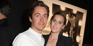 cropped Beatrice and Edoardo will marry in Image GETTY