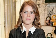 cropped Eugenie looked as stylish as ever at The Dior Sessions book launch in London on Tuesday evening Photo C GETTY IMAGES