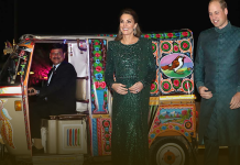cropped Prince William and Kate Middleton dazzle at glamorous evening reception in Pakistan LIVE UPDATES