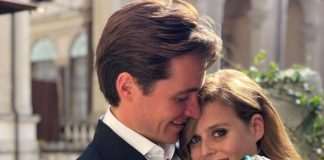 cropped Princess Beatrice heartbroken Now the pair will wed in Image PA