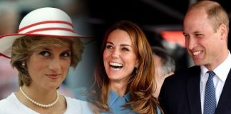 cropped Princess Diana tribute How are the Duke and Duchess of Cambridge planning to follow Dianas lead Image GETTY