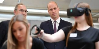 cropped William also learnt about Virtual Reality Image Getty Images