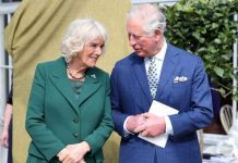 Camilla Duchess of Cornwall Camilla overcame her fear to spend Charles birthday with him Image GETTY