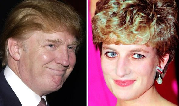 Diana was reportedly planning to buy a £million home in the Trump Tower Image GETTY