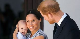 Harry was worried about Archies lack of hair Image Getty