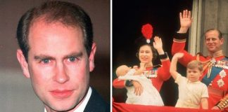 How Prince Edward claimed 'class system is dead' Image GETTY