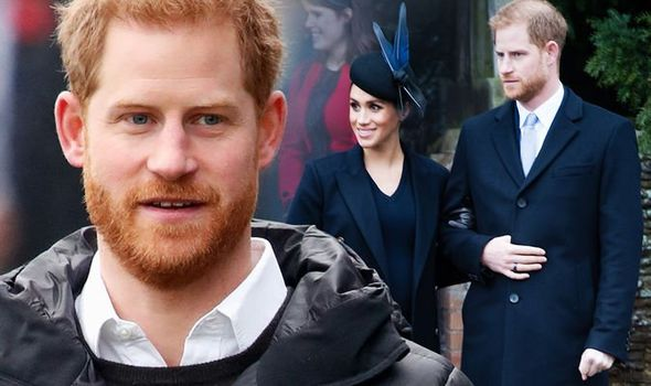 How Prince Harry revealed how Meghan Markle's Christmas with the Royal Family really was Image GETTY