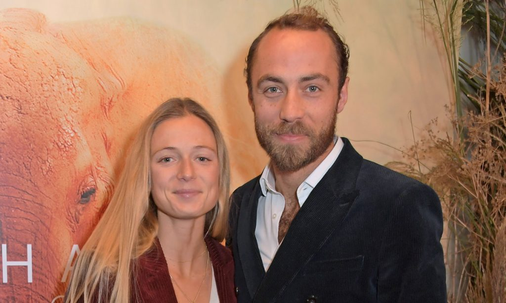 James Middleton shares first family picture with fiancée Alizee Thevenet Photo C GETTY IMAGES