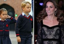 Kate Middleton news The strict rule Kate makes Prince George and Charlotte follow Image GETTY