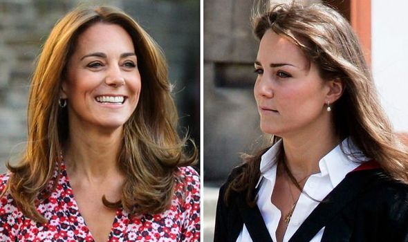 Kate Middleton reportedly struggled at school especially while boarding at Marlborough College Image GETTY