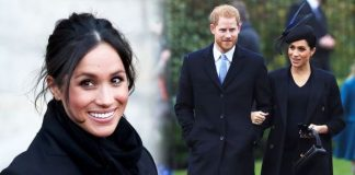 Meghan Markle Prince Harry and the Duchess will spend Christmas with her mother Image GETTY