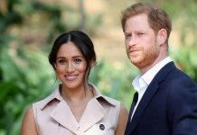 Meghan Markle and Prince Harry have been urged to slow down Image GETTY