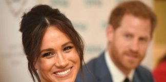Meghan Markle and Prince Harry have confirmed that they plan to spend Christmas away from the Royal Image GETTY