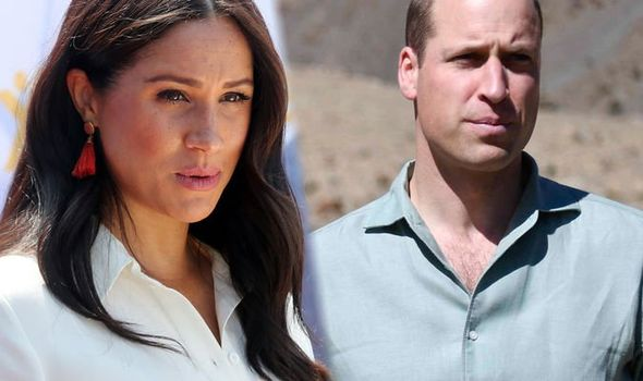 Meghan Markle and Prince William will meet for the first time in months