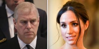 Meghan Markle latest What Meghan and Harry really thought of Prince Andrew interview Image GETTY