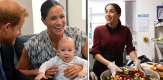 Meghan Markle to be 'wearing the apron' and ditch staff on Archie's first Thanksgiving