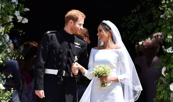 Meghan has faced a lot of media attention since her marriage