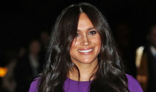 Meghan is still waiting for her British citizenship Image Getty Images