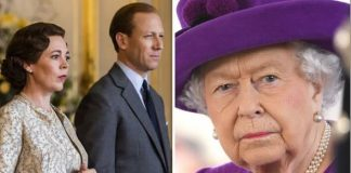 Olivia Coleman and To bias Menzies as the Queen and Prince Philip Queen Elizabeth II Image Netflix Getty