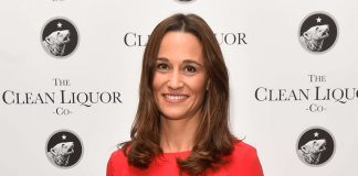 Pippa Middleton enjoys rare night out with dad Michael and brother James in London Photo C GETTY IMAGES
